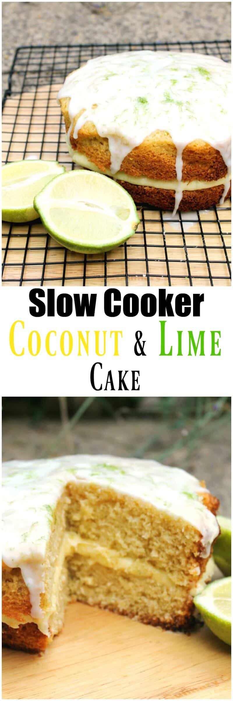 Coconut And Lime Loaf Cake Uk