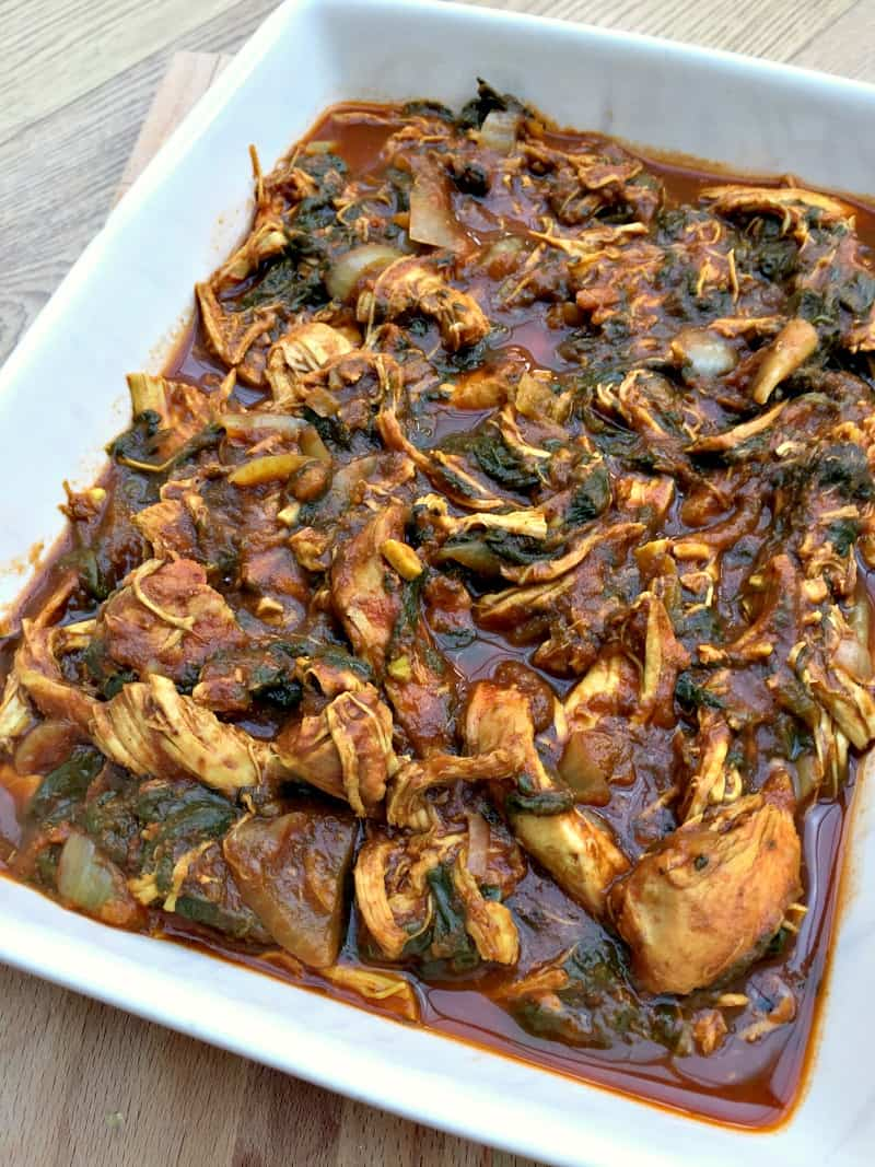 recipe: saag chicken recipe [29]