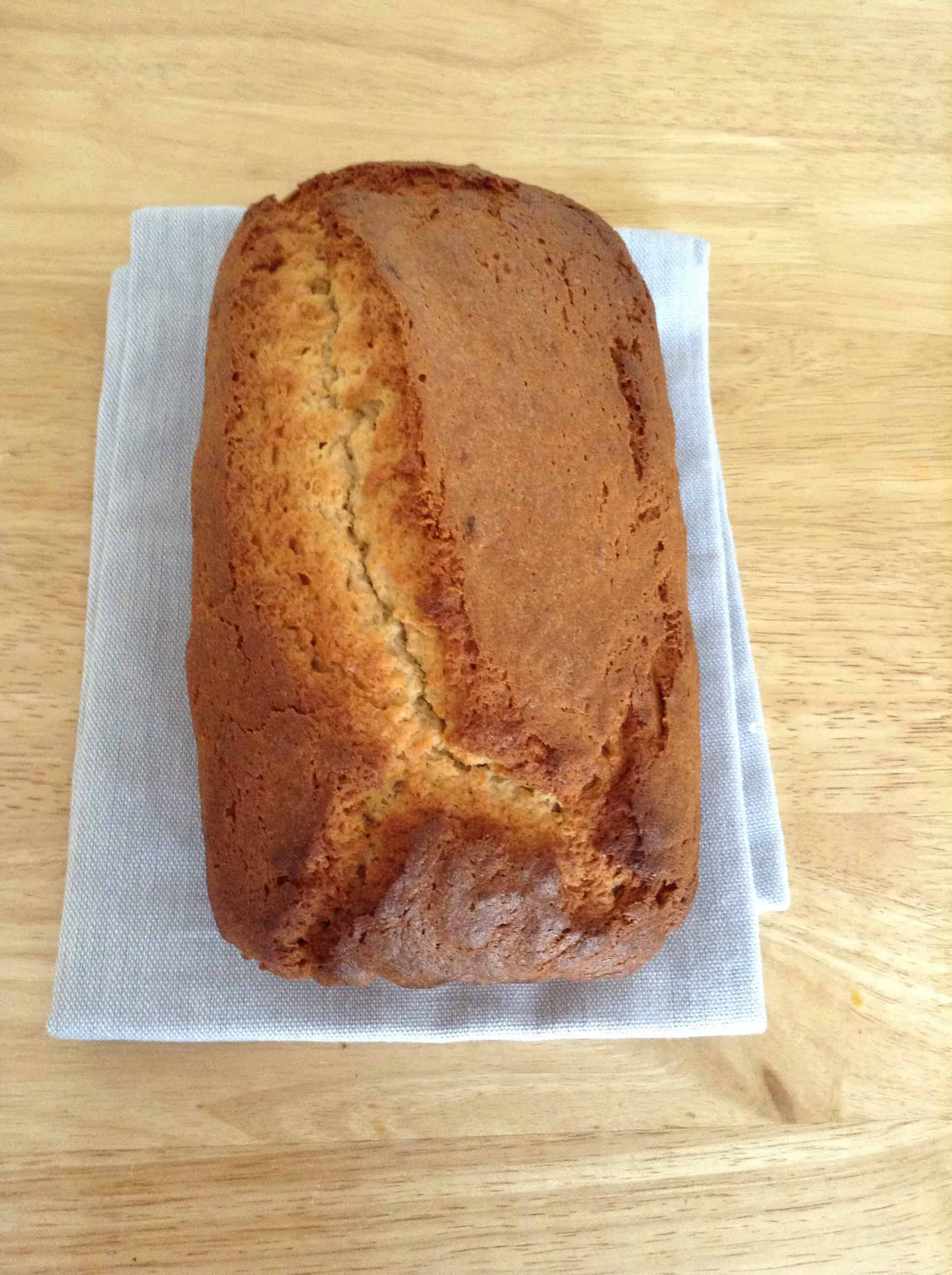 Peanut butter and banana loaf by BakingQueen74