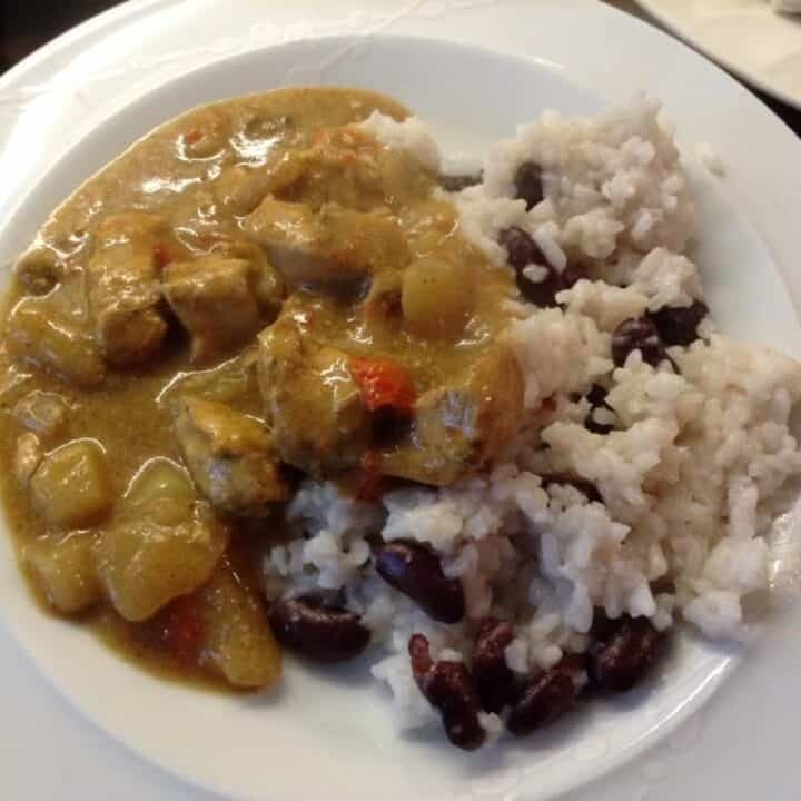 Slow Cooker West Indian Chicken Curry
