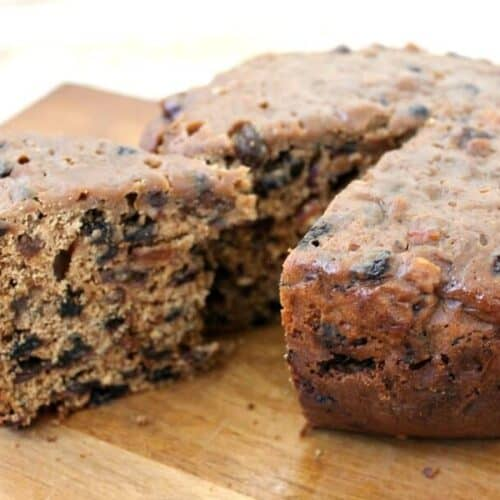 Slow cooker tea loaf cake recipe
