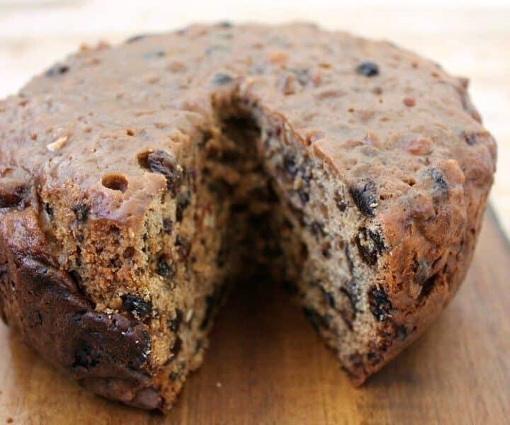 Slow cooker tea loaf cake