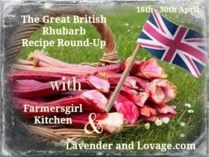 The Great British Rhubarb Recipe Round-Up