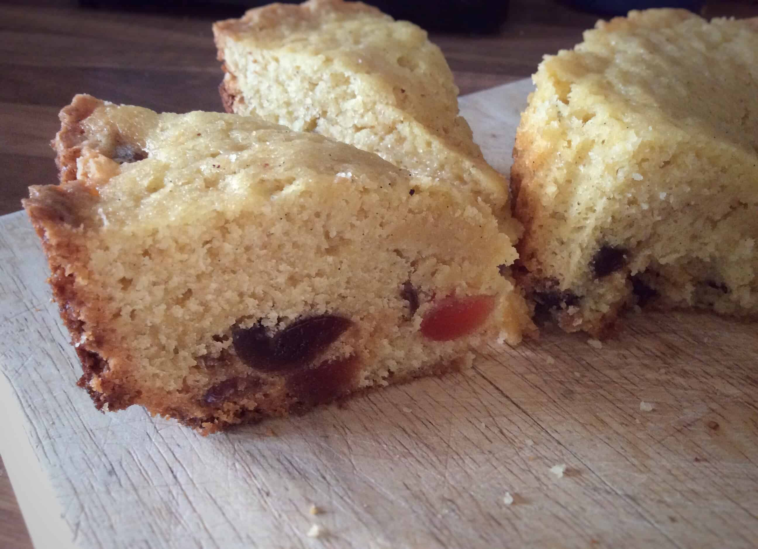 Slow Cooker Cherry Cake
