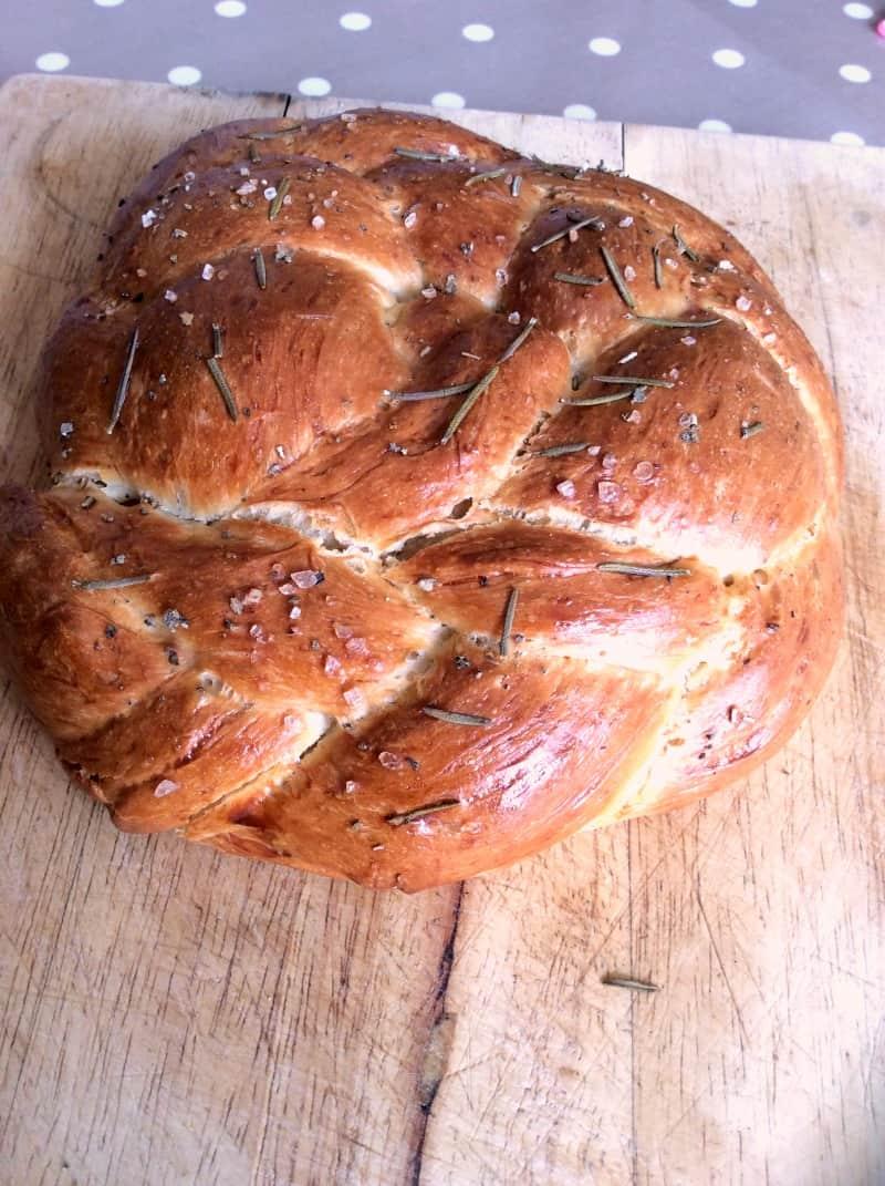 Rosemary sage bread