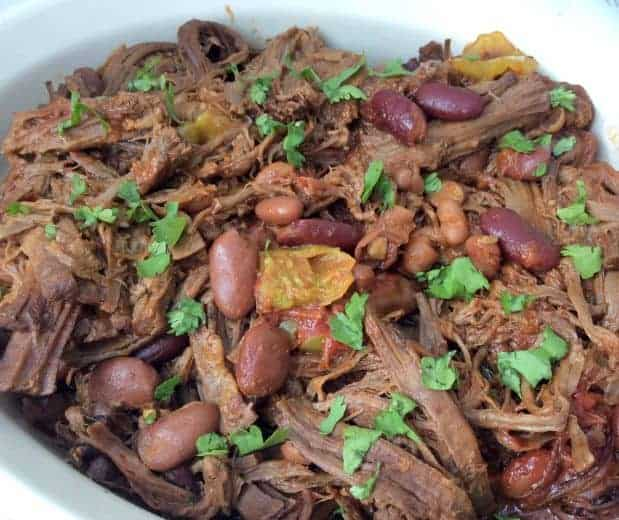Yellow chilli brisket from BakingQueen74