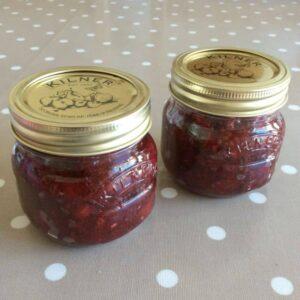 Damson and Redcurrant Jam