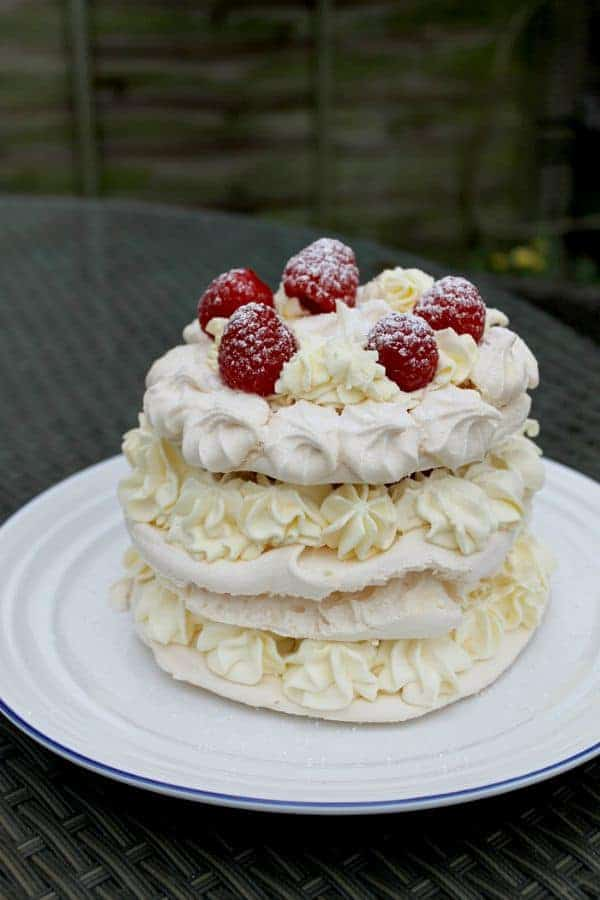 Cake Baked For Queen By Gbbo
