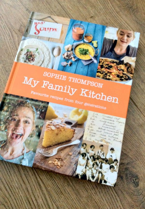 My Family Kitchen by Sophie Thompson