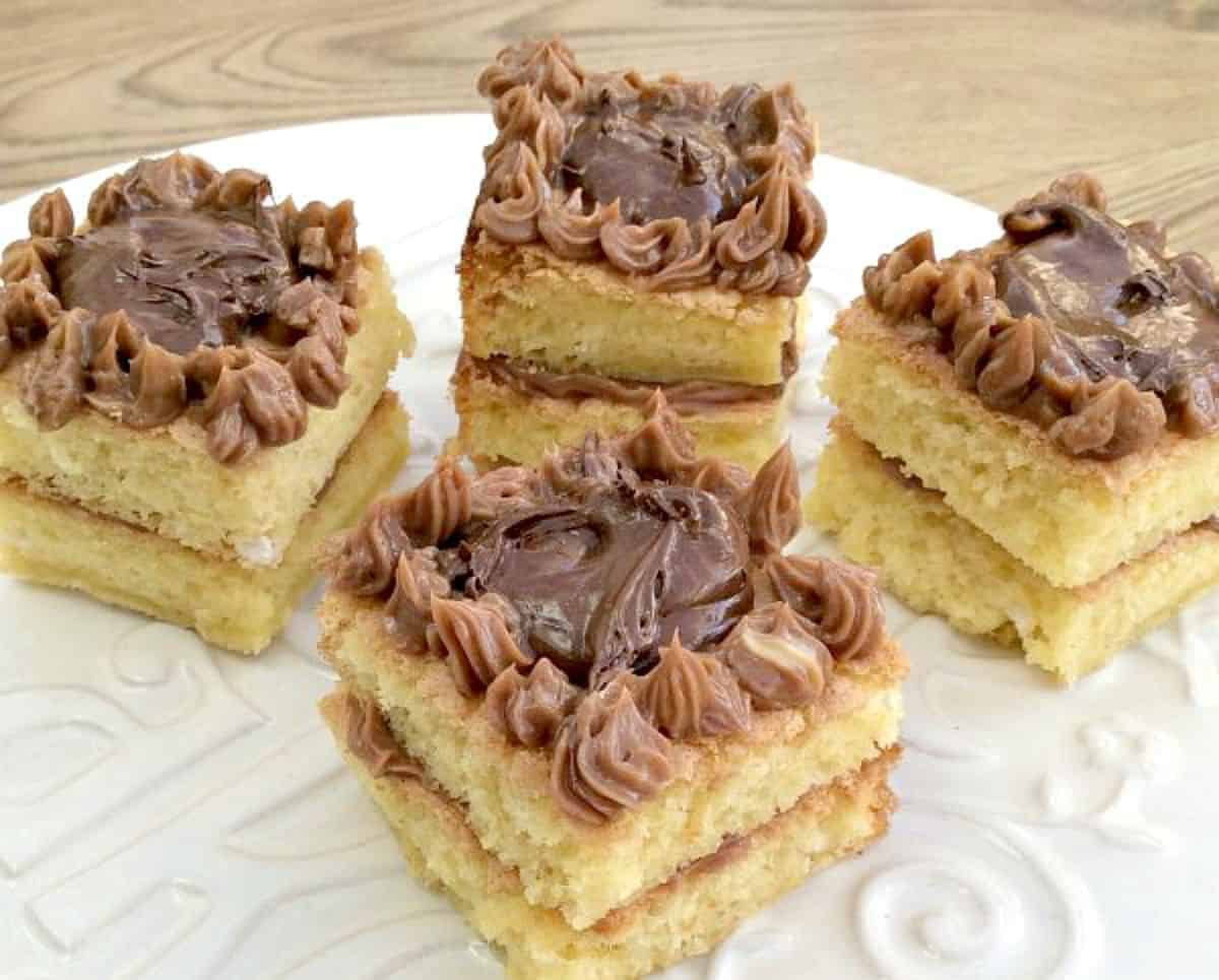 Marshmallow Fluff Chocolatines