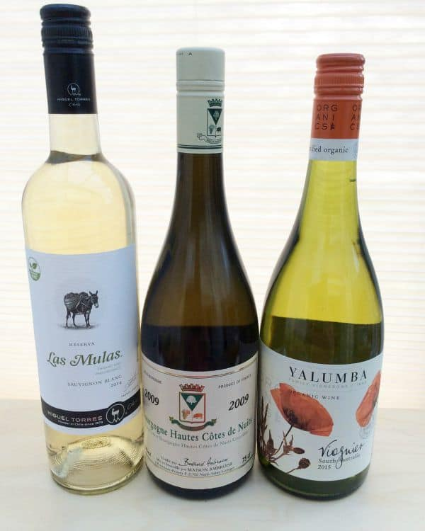 Organic wines from Waitrose - BakingQueen74