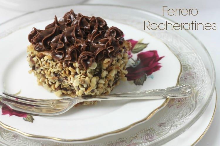 Ferrero-Rocheratines