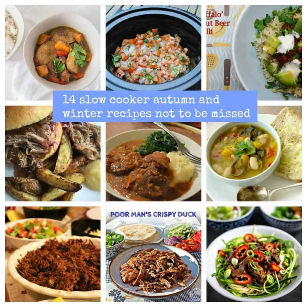 Slow cooker recipes not to be missed
