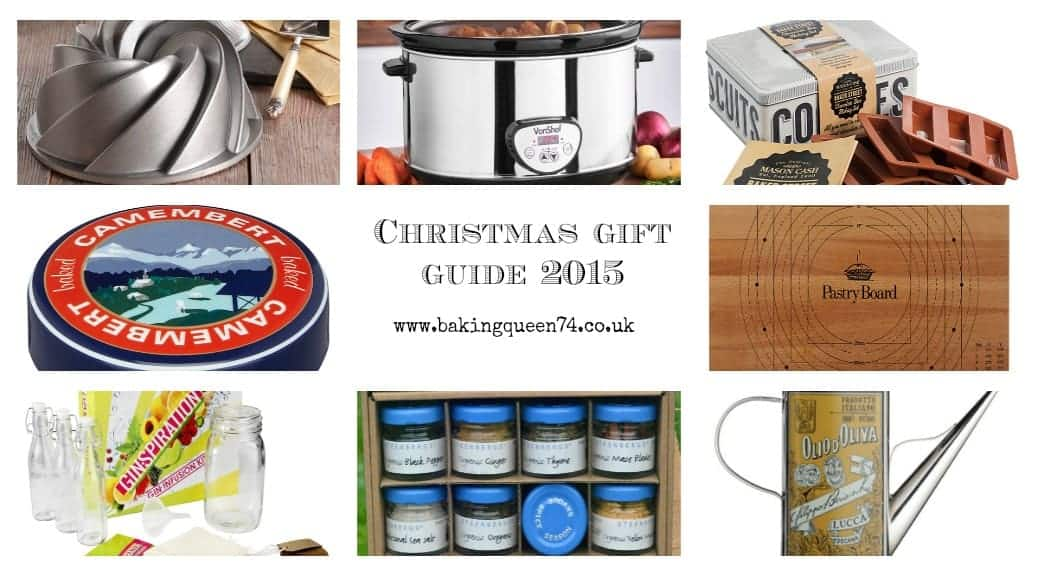 Christmas Gift Guide 2015 + Slow Cooker Giveaway