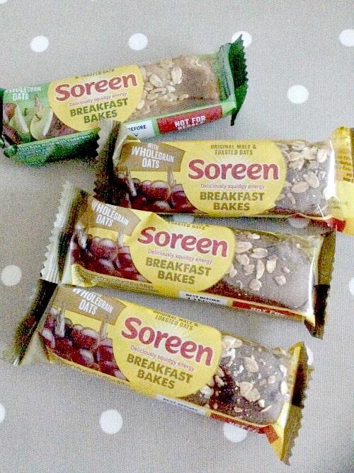 Soreen breakfast bakes