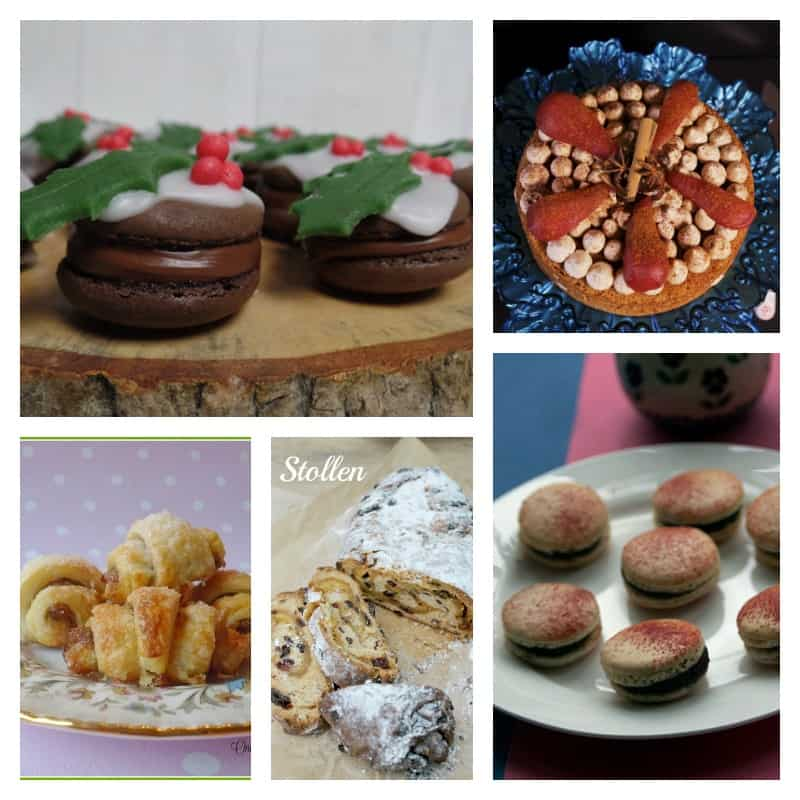 Perfecting Patisserie December 2015 entries