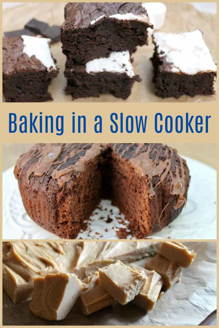Baking in a Slow Cooker