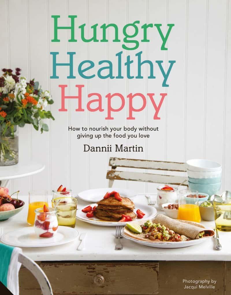 Hungry Healthy Happy jacket-small