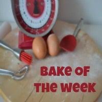 Bake-of-the-week