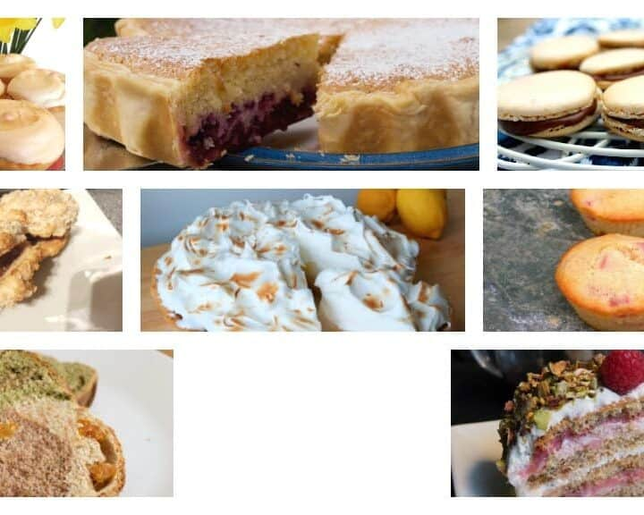 Perfecting Patisserie May Challenge