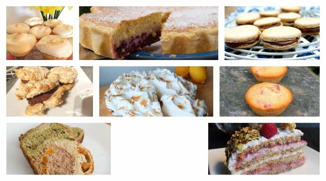 Perfecting Patisserie May 2016 and April Roundup