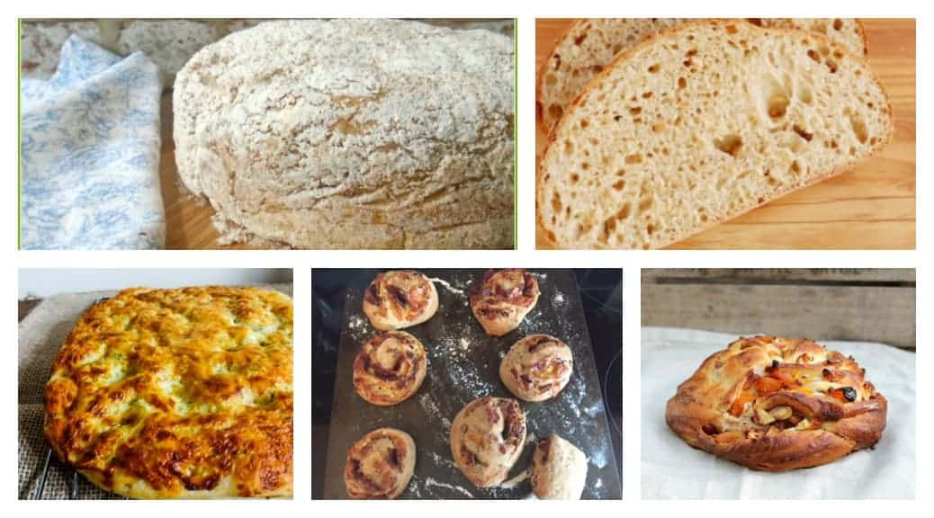 Bready Steady Go April Roundup