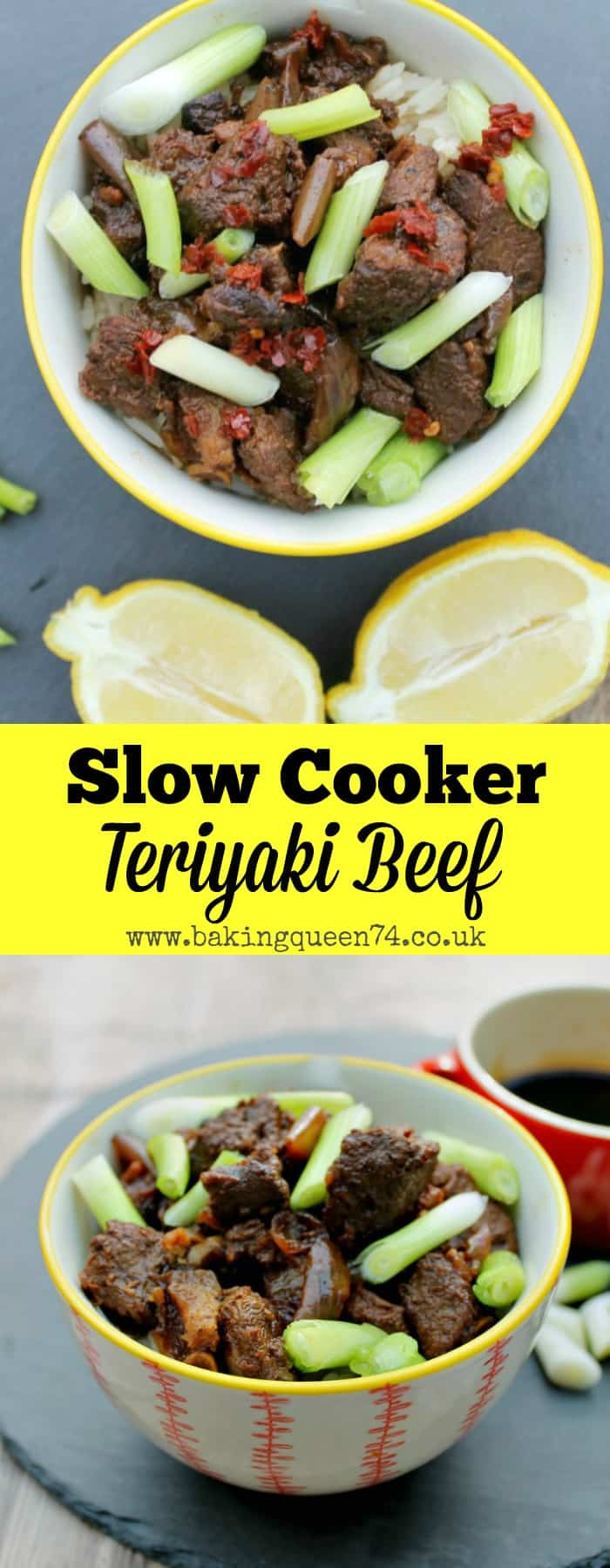 how to cook beef teriyaki