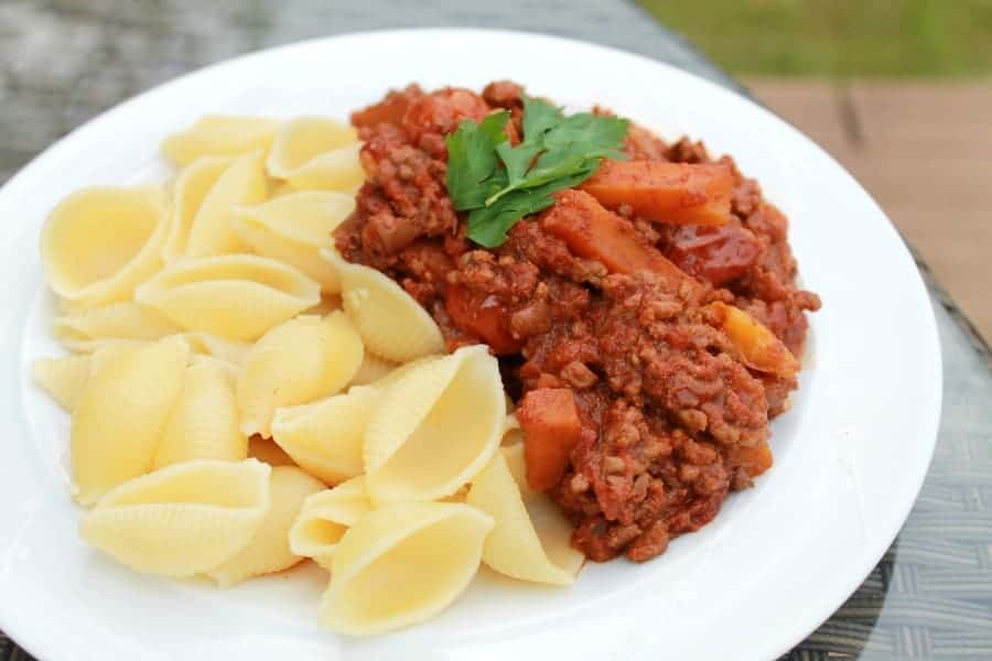 Slow cooker bolognese sauce - a simple and delicious crockpot recipe ...
