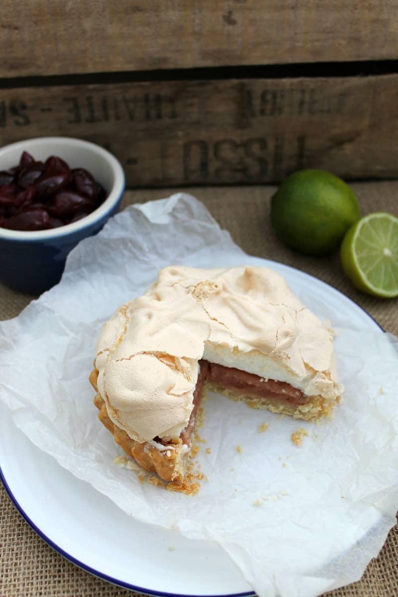 cherry-lime-meringue-pie-cut