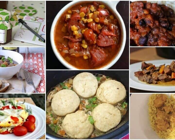 Slow Cooked Challenge September 2016 Roundup