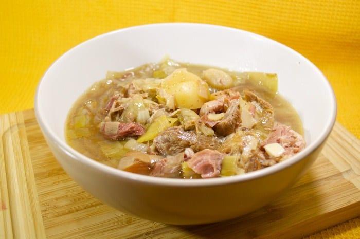 eisbein-stew