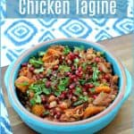Slow Cooker Chicken Tagine