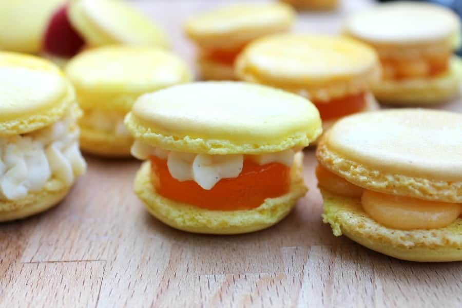 Mastering Macarons with Tante Marie Culinary Academy