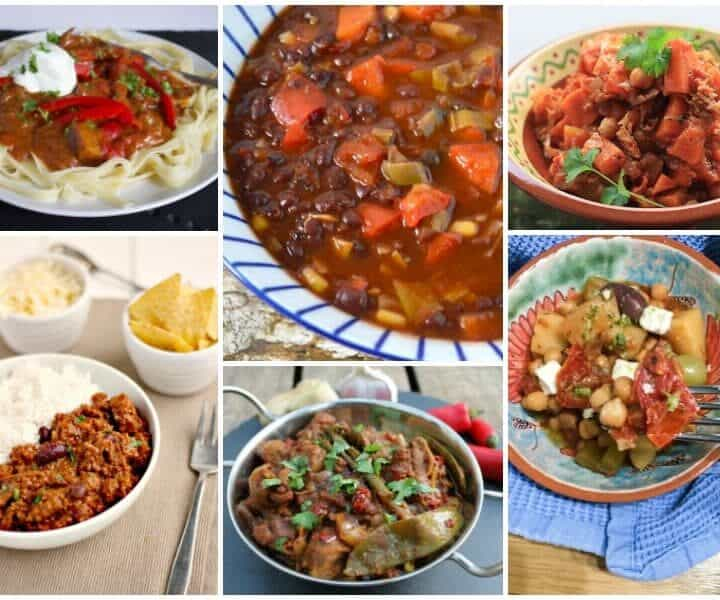 Slow Cooked Challenge January 2017 Roundup