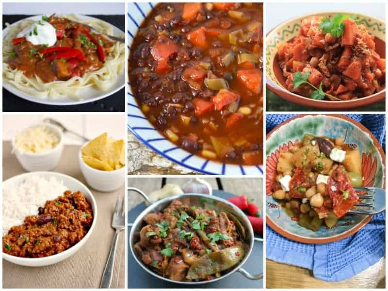 Slow Cooked Challenge Roundup January 2017