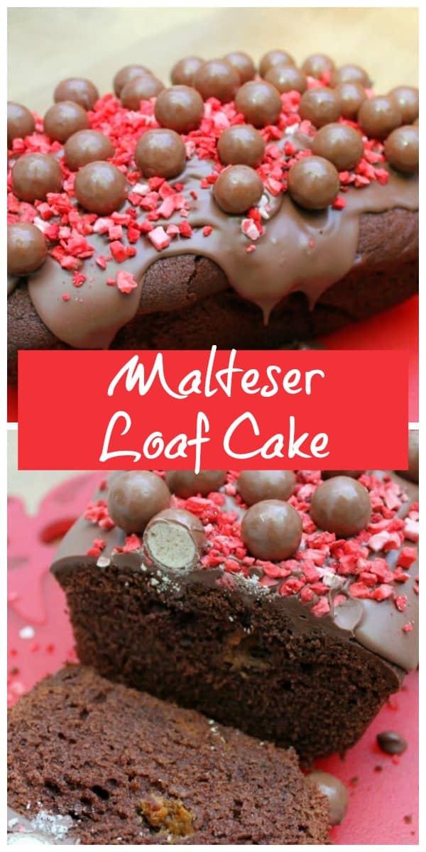 Malteser Loaf Cake