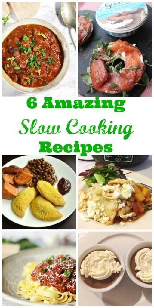 6 Amazing Slow Cooking Recipes - March 2017 Slow Cooked Challenge Roundup