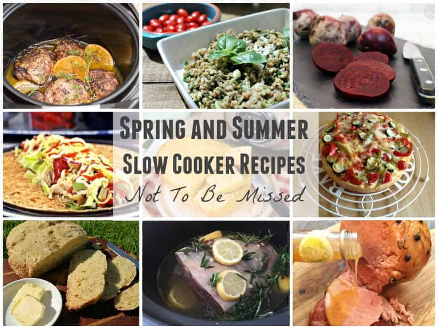 These Spring and Summer Slow Cooker Recipes Are Not To Be Missed