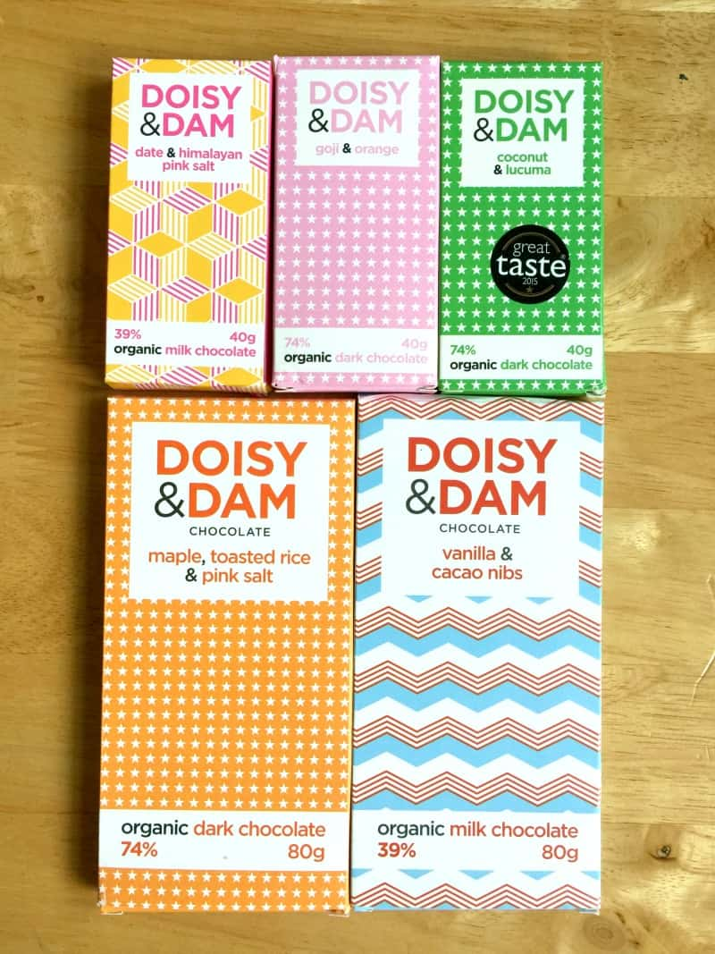 Superfood chocolate from Doisy & Dam - New in My Kitchen June 2017