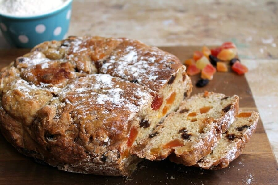 Slow Cooker Tropical Soda Bread Recipe