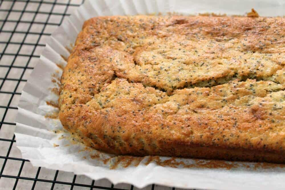 Courgette Loaf Cake Recipe
