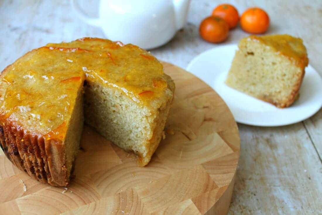 Slow Cooker Marmalade Cake