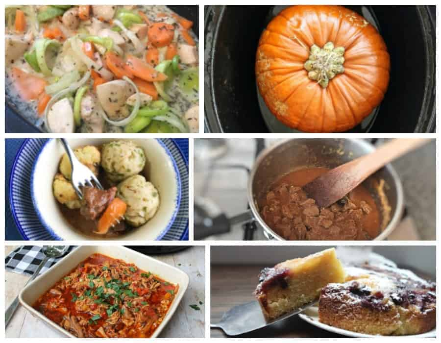 6 Warming Slow Cooked Recipes & November #SlowCookedChallenge