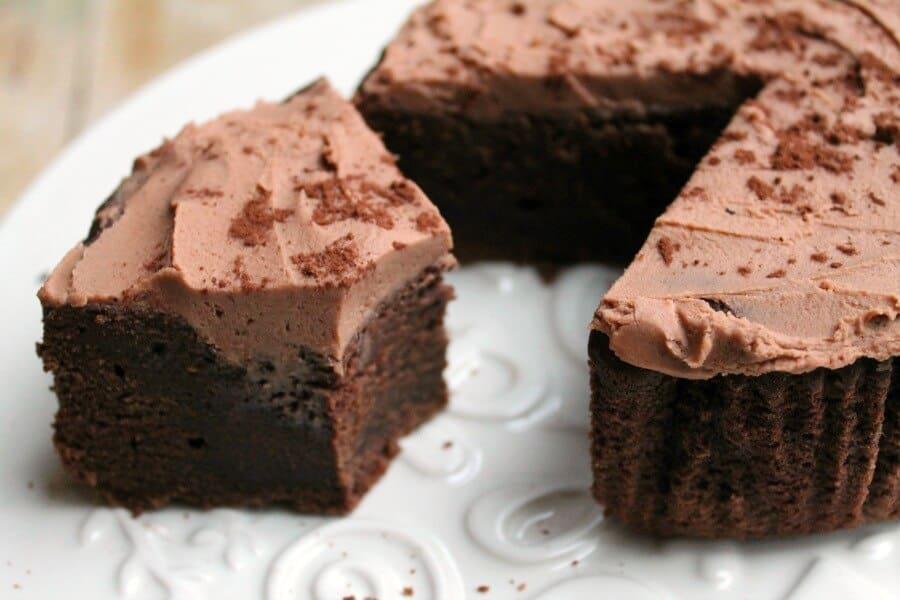 Slow Cooker Baileys Chocolate Cake