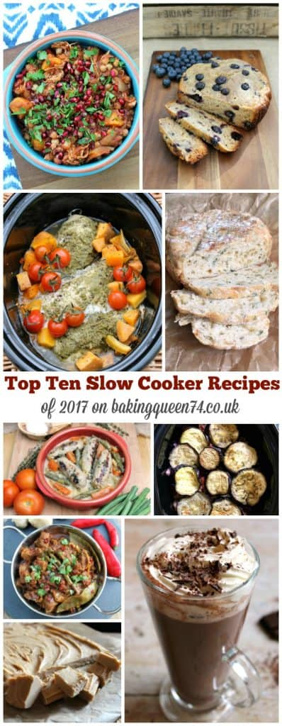 Top Ten Slow Cooker Recipes of 2017