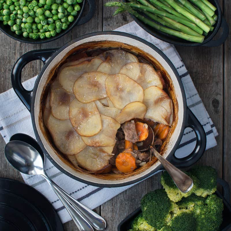 Lamb hotpot from Charlotte's Lively Kitchen