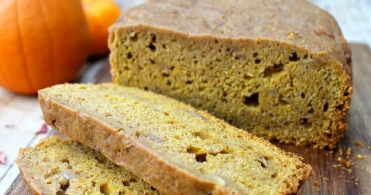 Slow Cooker Pumpkin Banana Bread