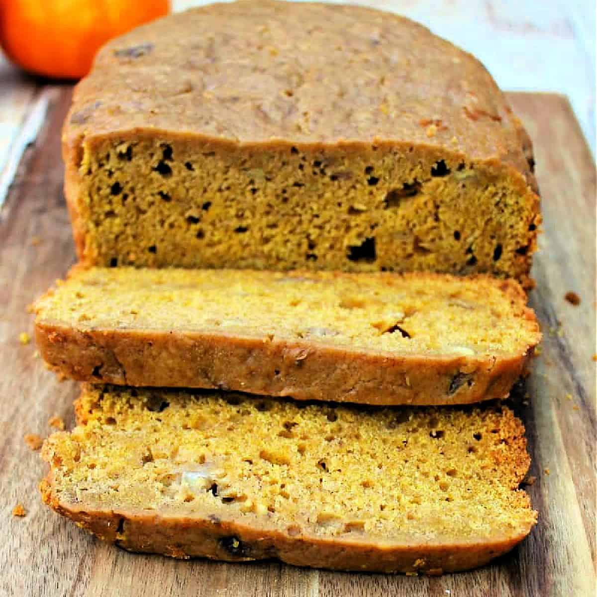 Slow Cooker Pumpkin Banana Bread Bakingqueen74