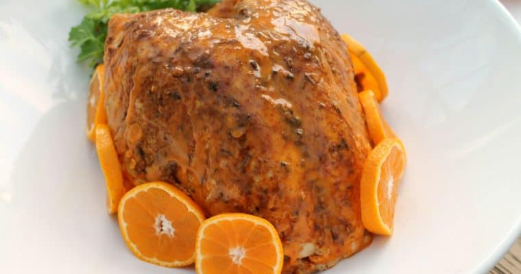 Slow Cooker Turkey Crown