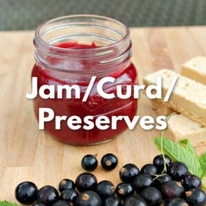 Jam, Curd and Preserves